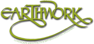 Earthwork Landscape Architects logo